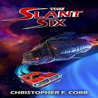 The Slant Six audiobook cover art