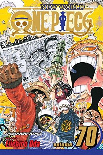 One Piece Volume 70: Enter Doflamingo