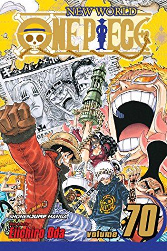 One Piece, Volume 70: Enter Doflamingo