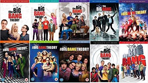 The Big Bang Theory : Complete Seasons 1 - 10 DVD Set