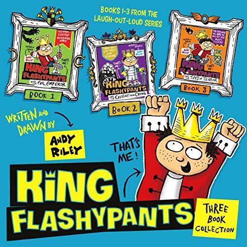 King Flashypants Collection Titelbild