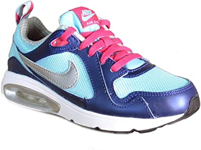 Nike Baskets Air Max Trax PS Chaussures Enfant Fille : Amazon.fr ...