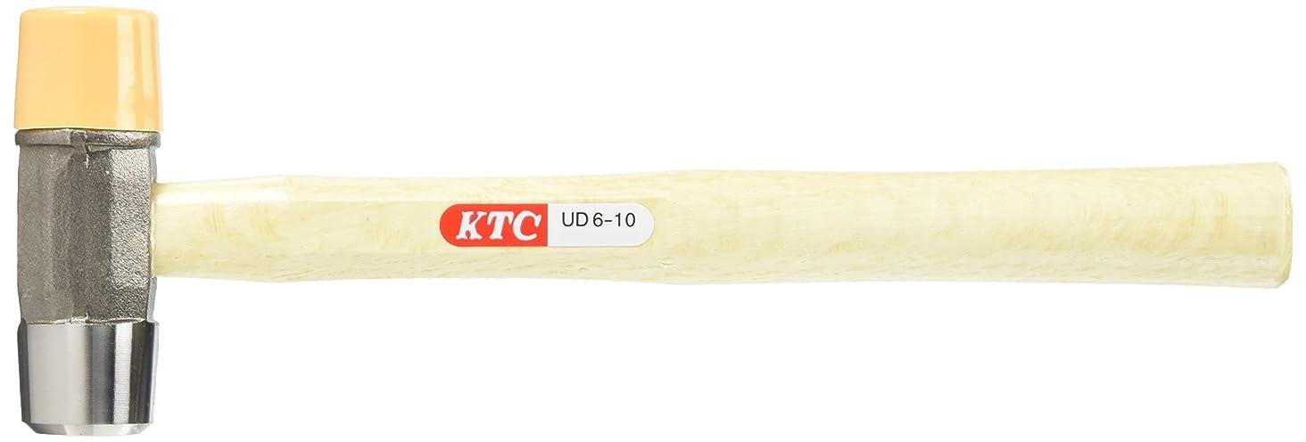 素子プラスチック透明にKTC(ケーテーシー) コンビハンマ 1ポンド UD610