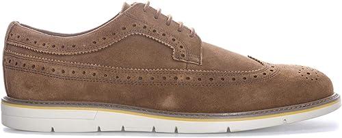Geox , Chaussures de Ville à Lacets pour Homme