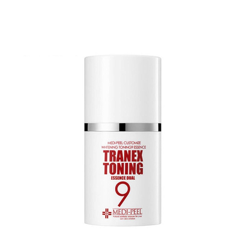 連続的予備オーガニックメディピールMEDI-PEEL TRANEXトーニング9エッセンスデュアル50ml美白、シワ改善機能性化粧品 [並行輸入品]