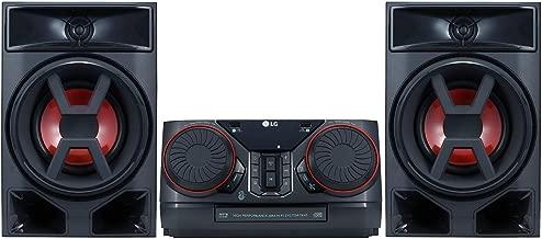 LG XBOOM CK43 2+1 300W RMS HI-FI EV SİNEMA SES Sistemi Bluetooth-AUX-KARAOKE-CD