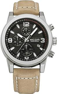 ساعة يد رجالية من ميجر