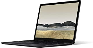 Microsoft Surface Laptop 3 - 13.5 Inch Touch Screen, Intel Core i7-1035G7, 256 GB, 16 GB RAM, Windows - Matte Black
