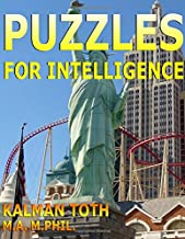 Puzzles for Intelligence: 300 Challenging Word Search Puzzles