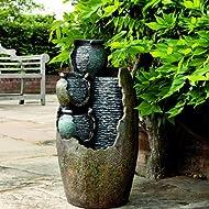 Gardman Jagged Pots Water Feature