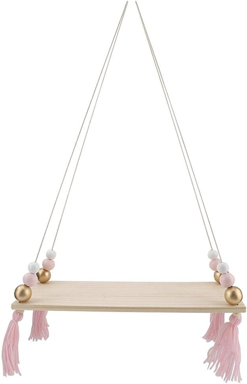 SALUTUY Wall Hanging Rack Storage Decor Time sale Shelving Max 71% OFF Simple Th
