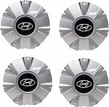 HYUNDAI 17inch Wheel Center Hub Cap Set 4P 2015- Sonata LF OEM Parts
