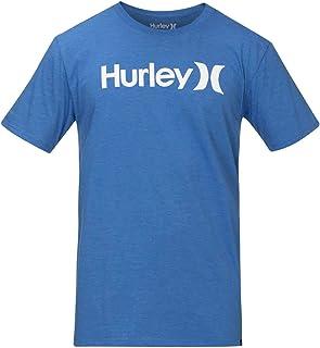 Hurley Jongens T-shirt B One&Only Solid Tee S/S