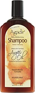 AGADIR Daily Moisturising Shampoo, 366 ml