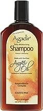 Agadir Argan Oil Daily Moisturizing Shampoo for Unisex - 12 oz