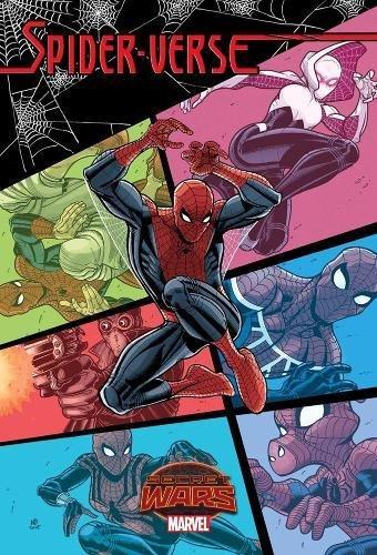 Spider-Verse. Warzones (Spider-Verse: Warzones!: Marvel Secret Wars)