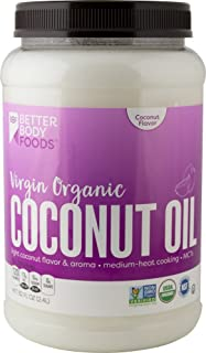 Best betterbodyfoods com coconut oil Reviews