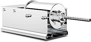 Sausage Filler Stuffer Sausage Maker Stainless Steel 3L, 304 Food Grade Stainless Steel Homemade Sausage Maker for Househo...