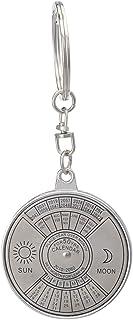 50 years calendar keychain 2010-2060