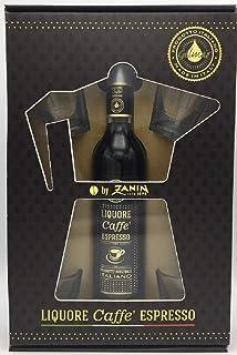 Espresso Likör von Golmar aus dem Hause Zanin - 20 % Vol -