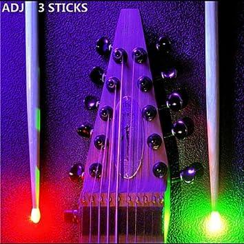 3 Sticks