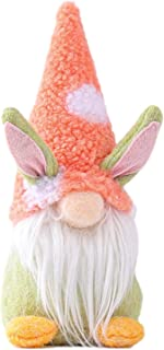 Easter Bunny Goblin, Doll Accessories, Family Gathering Easter Table Decoration, Swedish Tomte Ear Party Toy Decoration, C...
