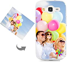 Custom Phone Case,Personalized Customized Phone Case for Samsung Galaxy S9/S9 Plus/S8/S7/S6/S5/S4/S3/Note 8/5/3/J2/J3/J5/J7/A3/A5/A7, Unique DIY Custom Picture Photo Ultra Thin Soft TPU (J3 2016)