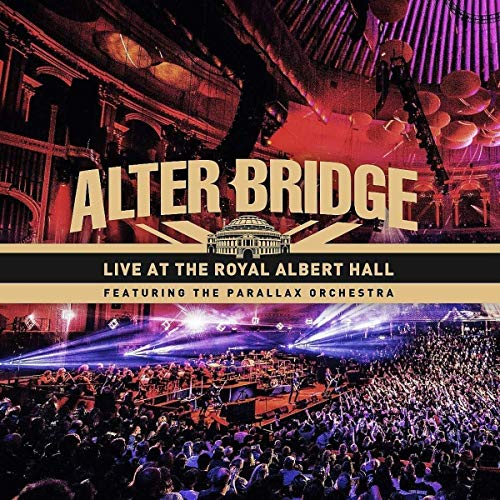 Live At The Royal Albert Hall Featuring The Parallax Orchestra (3 LP)
