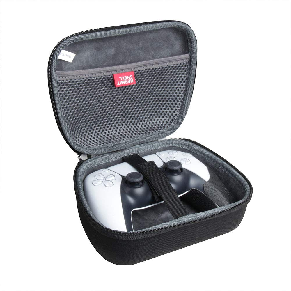 Hermitshell Hard Travel Case for PS5 Sony Japan's largest assortment Playstation DualSense Max 83% OFF