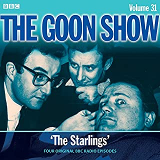 The Goon Show: Volume 31 cover art