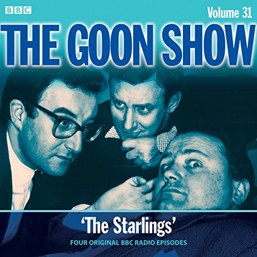 The Goon Show: Volume 31 audiobook cover art