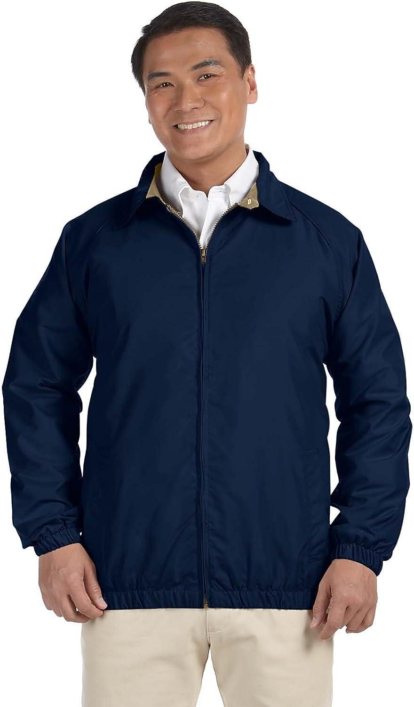 Harriton Cheap Microfiber Club Jacket Max 61% OFF M710