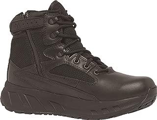 Mens 6 inch Fatt Maxx Side Zipper Work/Duty Boots