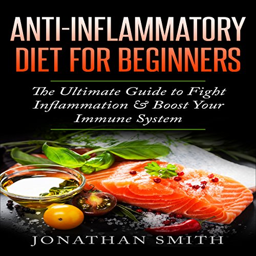 Anti-Inflammatory Diet for Beginners audiobook cover art