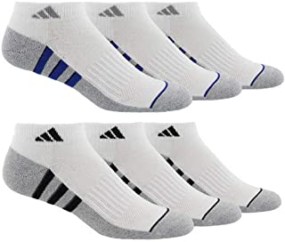 Men's Athletic Low Cut Sock (6-Pack)