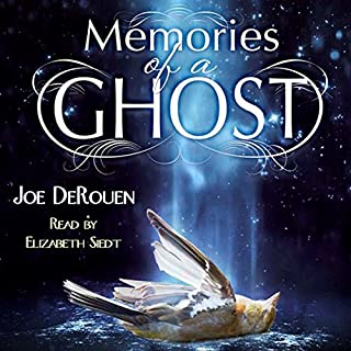 Memories of a Ghost audiobook cover art