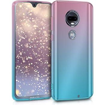 kwmobile Funda Compatible con Motorola Moto G7 / Moto G7 Plus ...