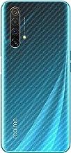 واقي ظهر XINKOE غطاء حماية خلفي ناعم مقاوم للخدش لهواتف Oppo Realme X50 Pro 5G، [4 عبوات] 0.1 مم رفيع للغاية مقاوم للخدش، [مضاد للبصمات] [غير منزلق] [شفاف]