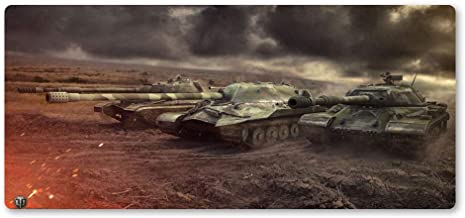 Zyhx34 Cool World Of Tanks Mouse Pad Rubber Mousepads Best Gaming Mouse Pad Gamer Large Personalized Mouse Pads Keyboard Pad Boy Gifts-700x300x3mm