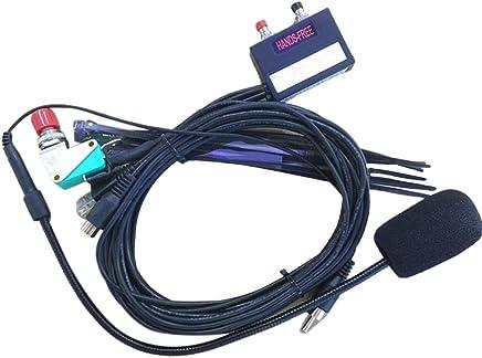 Vivavoce per auto microfono MIC 8 pin di ricambio per Kenwood TM471 TM271 TK868G TK8108 TK8100 TK768 radio bidirezionale - Trova i prezzi più bassi