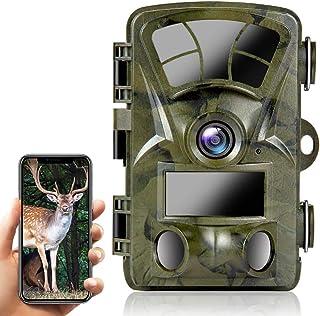 Trail Camera WiFi 4K 20MP, Ctronics Hunting Camera...
