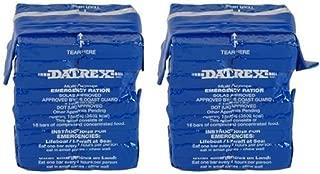 Datrex 3600 Calorie Emergency Food Bar for Survival Kits, Disaster Preparedness, Survival Gear, Survival Supplies, Schools Supplies, Disaster Kit 25.4 oz.