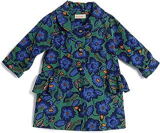 Vestido Viva Vida Manga Longa Azul - Toddler