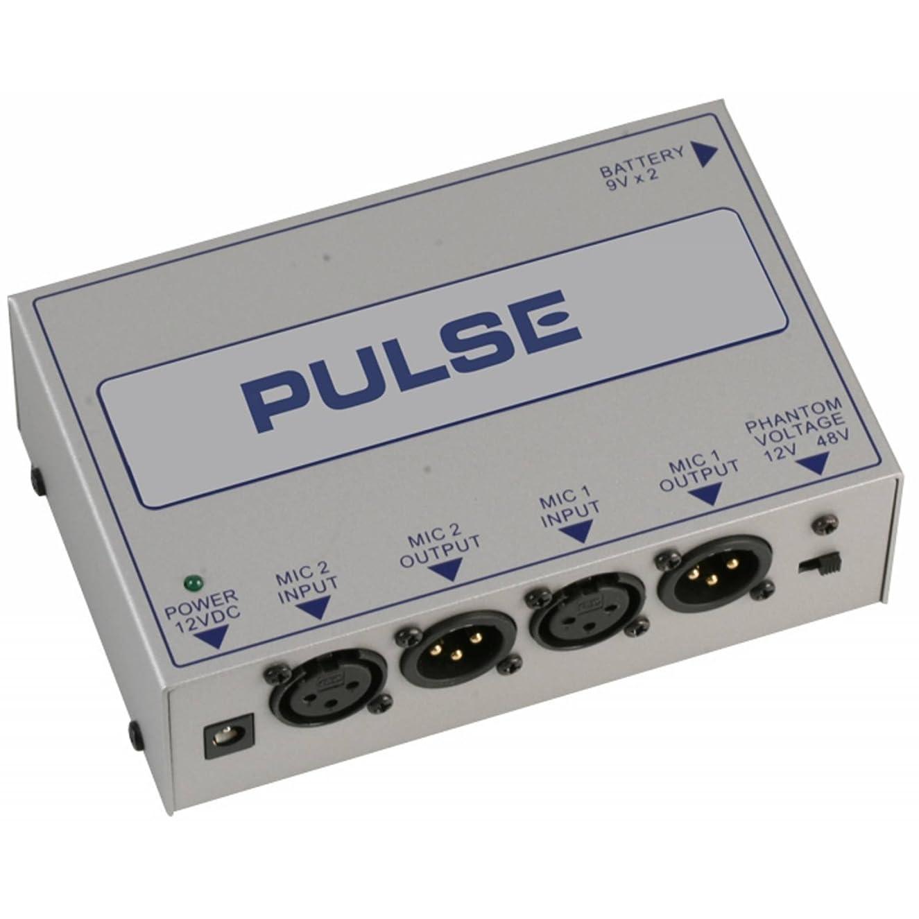 PULSE - Phantom Power Supply, Dual