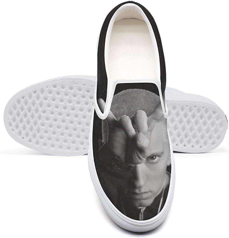 J.SKEY Womens Eminem-KillShot-Rip-MGK-Hip-Hop- Gym shoes for Womens