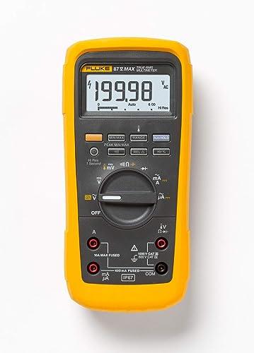 wholesale Fluke 87V Max True-rms high quality Digital 2021 Multimeter sale