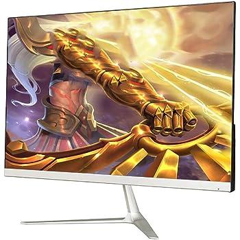YXSP Monitores Pantalla de protección LED para Ojos, Monitor de computadora para Oficina LCD de 24 Pulgadas (Full HD 2560 * 1440, Interfaz DC Audio HDMI VGA DP): Amazon.es: Hogar