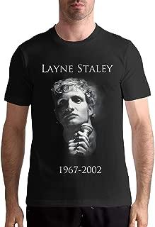 Best layne staley t shirt Reviews