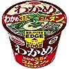 エースコック Edge ×わかめラーメン コムタン味 わかめ3.5倍 81g ×12個