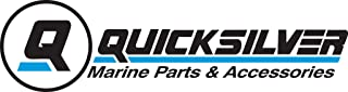 Quicksilver 8M0061875 Primer Bulb with 2 Hose Clamps for 5/16-Inch (8 mm) Fuel Lines